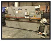 "Accurpress 713012 HydCNC Press Brake, 130 ton x 12', 124"" B.H., 20"