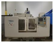 1999 Milltronics VM-24 CNC Vertical Machining Center