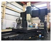HARTFORD HSA-4260A 5-Face Double Column Bridge Mill