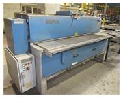 "LISSMAC SBM-S 1500 59"" Deburring & Edge Rounding Machine"