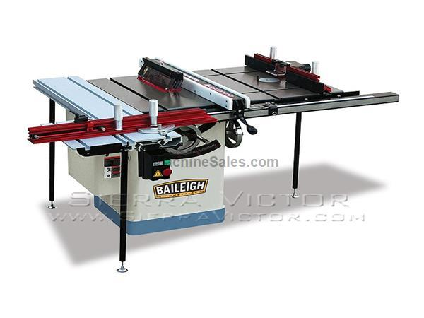 New Baileigh Work Station Table Saw Ts 1020ws For Sale 81042