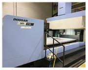 Doosan BM-2740 CNC Bridge Type Vertical Machining Center