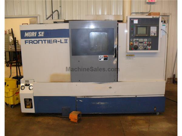 1996 Mori Seiki Frontier LII CNC Turning Center