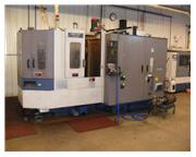 2000 Mori Seiki SH-403 3-Pallet Horizontal Machining Center