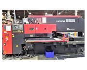 AMADA Vipros 255 22 Ton Hydraulic CNC Turret Punch Press