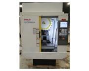 2015 FANUC ROBODRILL α-D21MiA5 CNC Drill/Tap Center, 4th Axis