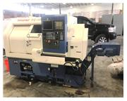 2004 TAKAMAZ XY-120 7-AXIS TURNING CENTER WITH LIVE TOOL C-Y-AXIS TURNING