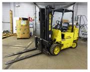 Hyster Model 580XL Fork Truck