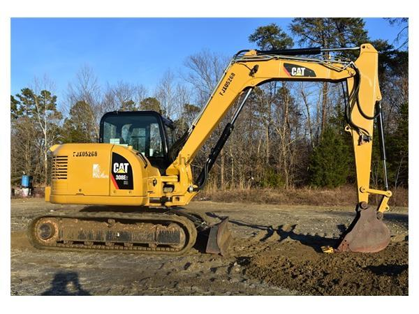 2016 CATERPILLAR 308E2 CR - E6987