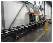 Elumatec Model SBZ-130 3-Axis Traveling Head CNC Profile Machining Center