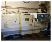 Okuma Model LU15 4-Axis CNC Turning Center