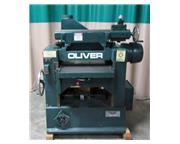 "Used Oliver Model 299T 24"" Planer With ITCH Spiral Head"