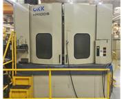 OKK HM-100S CNC Horizontal Machining Center
