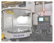 "78"" VIPER 20/24M Live Milling CNC Vertical Boring Mill"