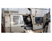 1995 Okuma LB 15II-M CNC Turning Center w/ Live Tool Capability
