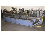 1971 ASC A.S. Former Geared Rollforming Line
