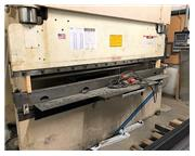 Wysong MTH 100-120 100 Ton x 10' 2-Axis CNC Hydraulic Press Brake