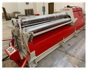 """4 Roll Hydraulic Plate Rolls 10' x 1/2"""""""
