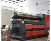 """4-Roll CNC Hydraulic Plate Roll Bender 10' x 2"""""""
