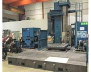 "6"" SKODA CNC Floor Type Horizontal Boring Mill"