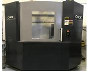OKK HP-500S 4-Axis CNC Horizontal Machining Center