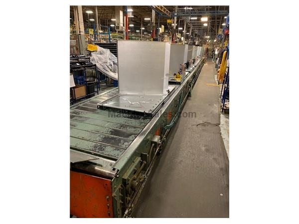 Roach Powered Assembly Line Conveyor