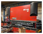 143 Ton x 10' Amada HDS-1303NT CNC Press Brake
