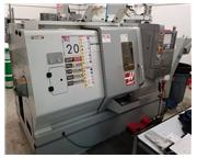 2008 Haas SL-20T CNC Turning Center w/ Live Tooling