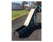 NEW LONDON TYPE II HSB CONVEYOR, 480V, 9' OAL, 4' DROP HEIGHT