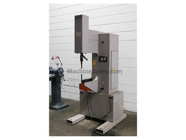 5 Ton Auto-Sert AOH HARDWARE INSERTION PRESS