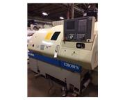Okuma Crown Lathe Type 762S-BB  OSP-700L control