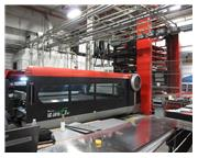 2012 AMADA LC-3015 F1 4 KW Laser W/ AS LUL 300F1 Automation