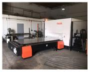 2015 MAZAK OPTIPLEX NEXUS 3015 FIBER LASER CUTTING SYSTEM, 4000 WATT