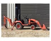 2013 KUBOTA BX25D MINI BACKHOE - E7009