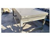 """48"""" x 72"""" ' x 8.25"""" Pyramid Granite #Grade A, surface plate, steel stand, #"""