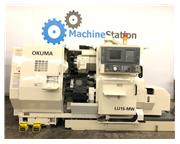 Okuma LU-15MW CNC SUB Spindle Turning Center