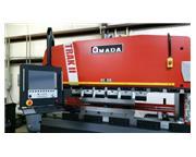AMADA MODEL RG 80/TRAK II PRESS BRAKE