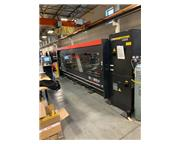 2500 WATT AMADA FOM2 3015NT CO2 LASER MFG:2013 - APPOXIMATELY 9,700 HOURS
