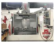 "HAAS VF-4, 18""x85"" Table, X=50"",Y=20"",Z=25"",7500rp"