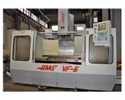 "HAAS VF-6,64""x28"" Table,Travels X=64"",Y=32"",Z=30"","