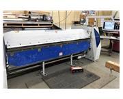 Roper-Whitney 16 Ga. x 10' AutoBrake 10-16 CNC Folding Machine