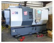 """HAAS DS-30, 2014, SUB SPINDLE, BIG BORE (3"""" BAR CAPACITY), 10"""" CH"""