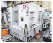 HAAS EC-500, 2006, TSC, PROBING, 12K RPM, 70 ATC