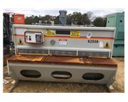 """1/4"""" x 8' Accurshear # 62508 , hydraulic, FOPBG, sq arm, 20 HP, oil cooler, 1997, #83"""