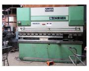 "110 Ton, Guifil # HCS30-110 , CNC 2-Axis hyd press brake, 10' OA, 102"" BH, 10 HP, #83"
