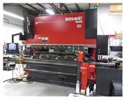 Amada Astro 100 NT HDS-1030NTR 110 Ton CNC Robotic Bending Cell
