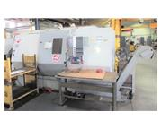 "HAAS SL-40T, 2011, LIVE MILLING, 15"" CHUCK, GEARBOX, TAILSTOCK"