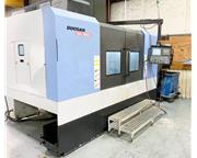 DOOSAN MYNX 7500/50, 2011, ATS 4TH AXIS, TSC, 40 ATC