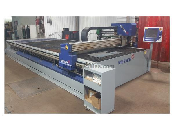 Used Plasma Cutting System Messer Burn Table For Sale
