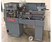 "13"" x 24"" Clausing Model 1300, In/mm Threading, 8""Ck, Tailst"